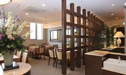 3F ドック専用レストラン『ソレイユ』